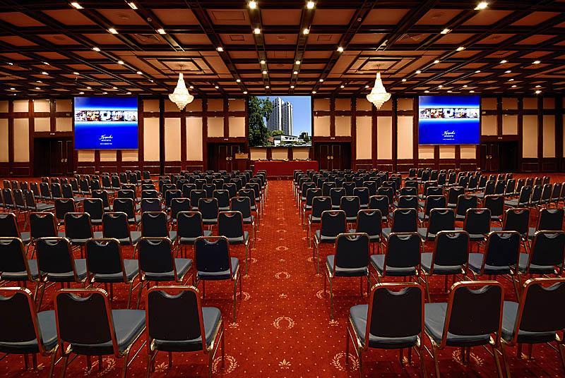 Convention centre Kempinski Hotel Zografski
