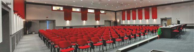 Convention centre Inter Expo Center
