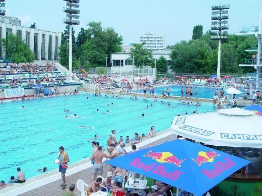 Плувен комплекс  Диана