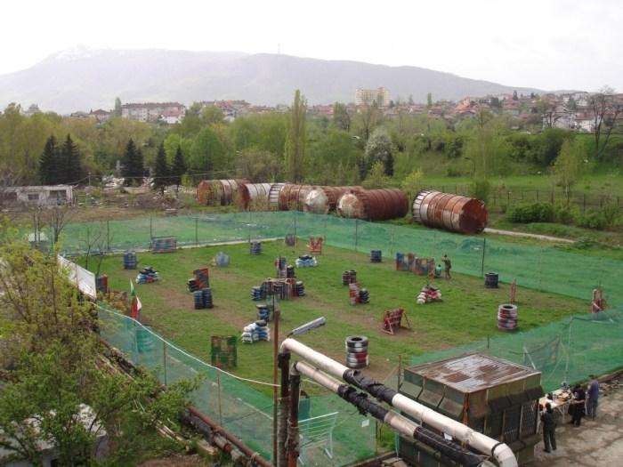 Paintball Sofia