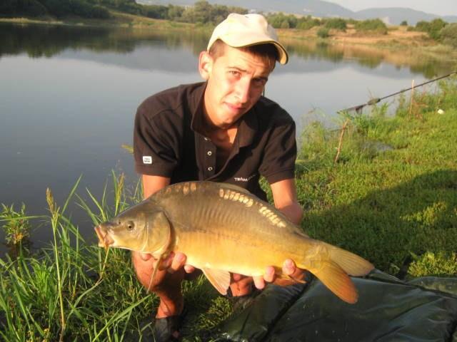 Места за риболов