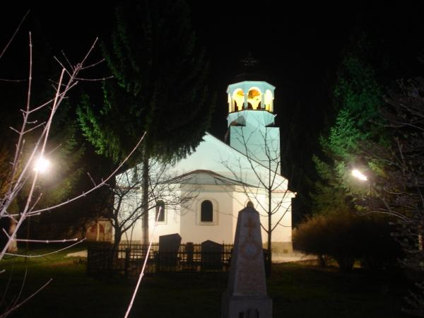 Храм  Св. Георги Победоносец