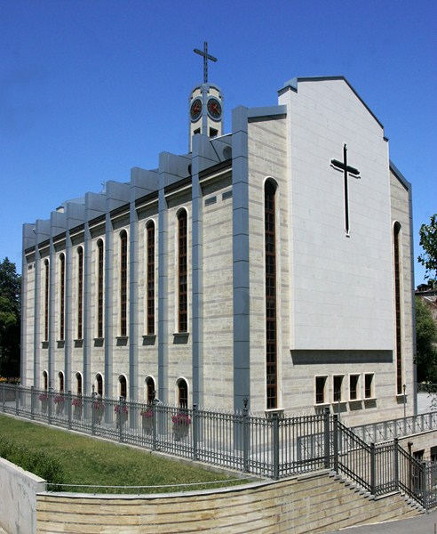 Католическа църква  Св.Йосиф