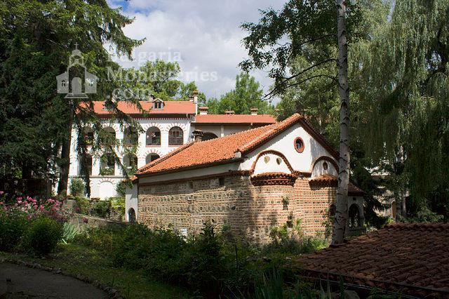 Драгалевски манастир   Света Богородица Витошка