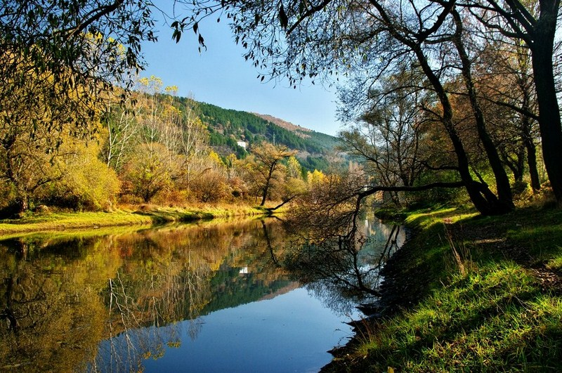 Pancharevo Lake