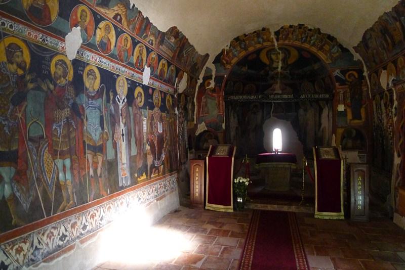 Kremikovtsi Monastery  St. George