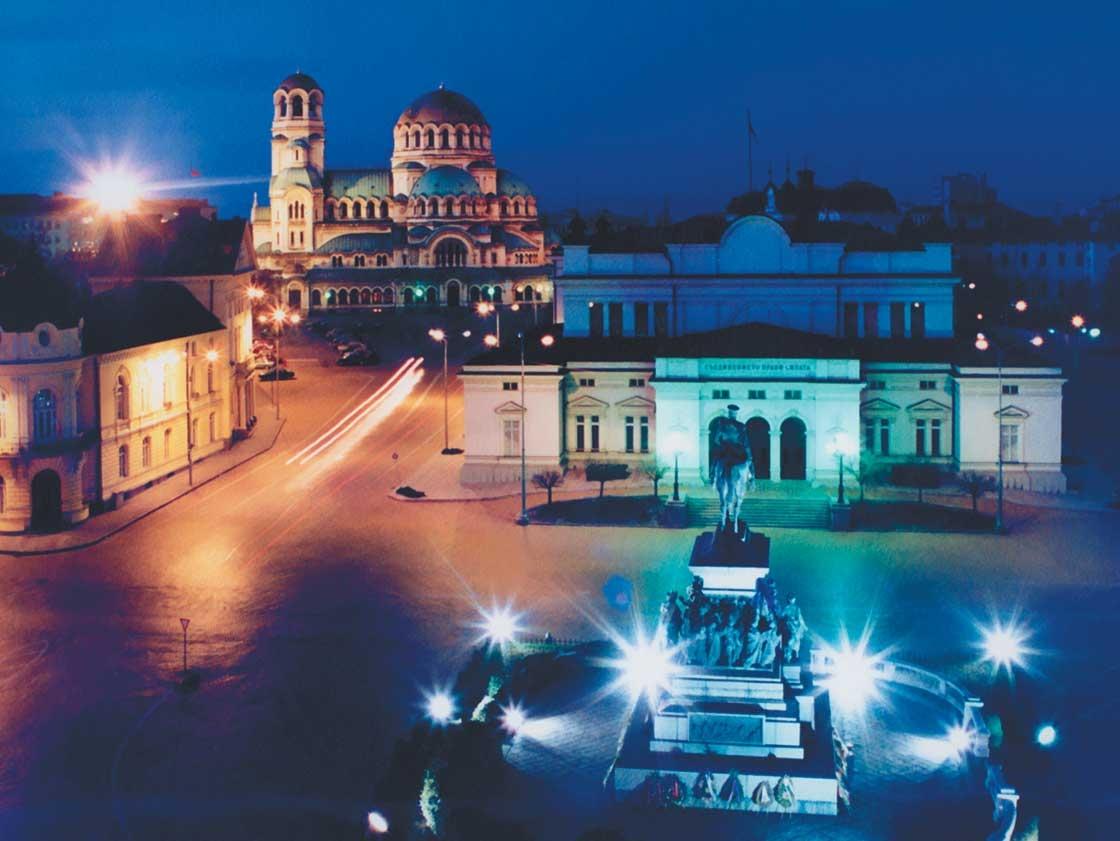 National Assembly Square/ Narodno sabranie Square