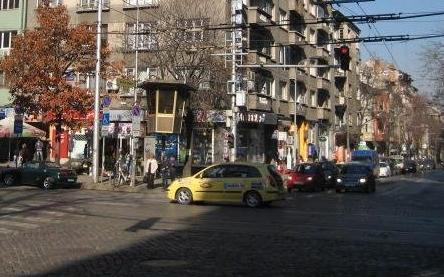 Georgi Rakovski Street