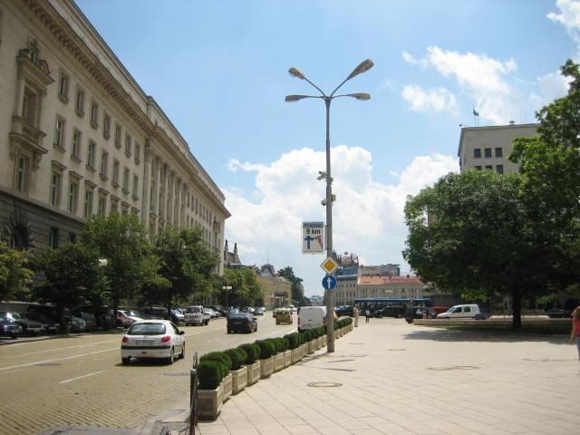 Alexander Dondukov Boulevard