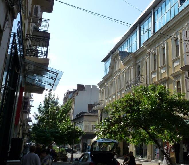 Pirotska Street