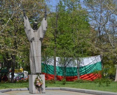 Kliment Ohrisdki Monument