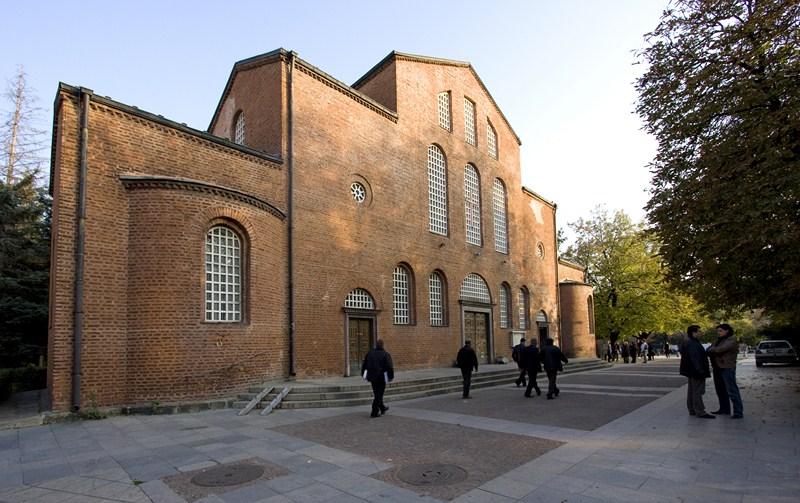 Église Sainte Sophie