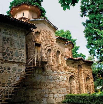 Chiesa di Boyana