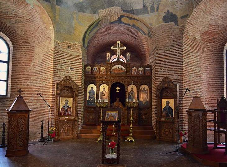 Chiesa rotonda San Giorgio