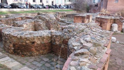 Древна Сердика - Константинов квартал