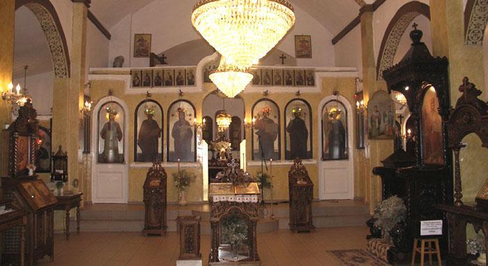 Църква  Свети Андрей Първозваний