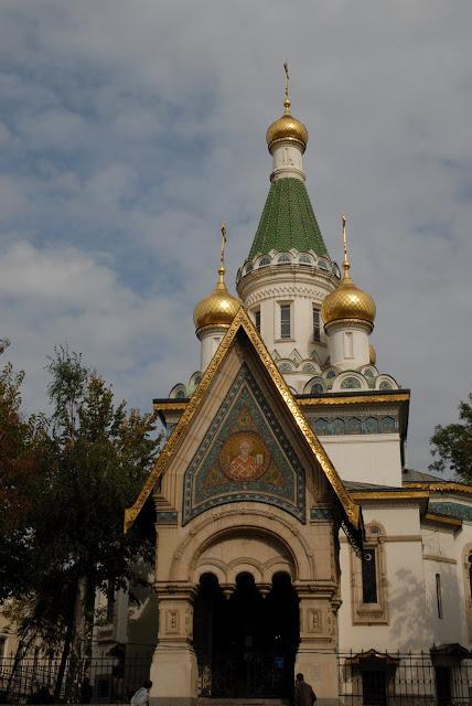 Църква  Свети Николай Чудотворец - Руската църква
