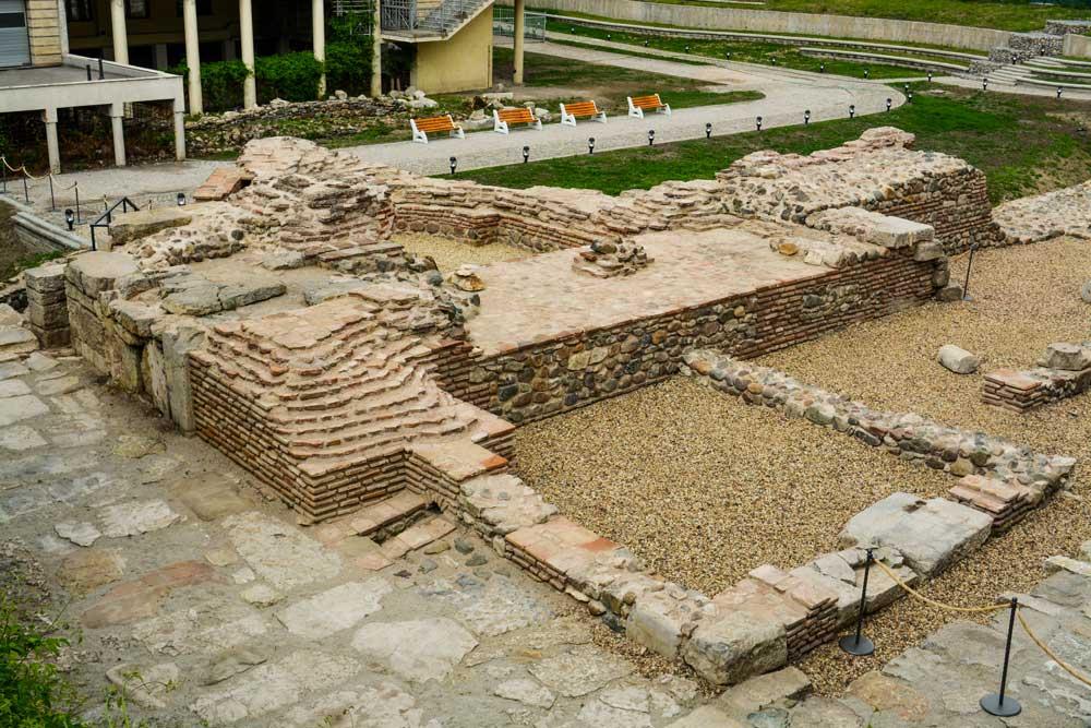 Древна Сердика - Западната порта