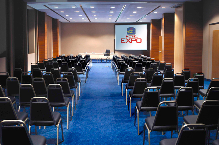 Convention centre Best Western Expo Hotel