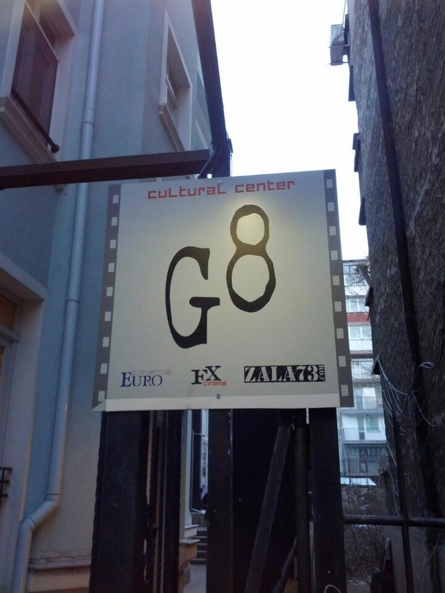 Cultural Center G-8