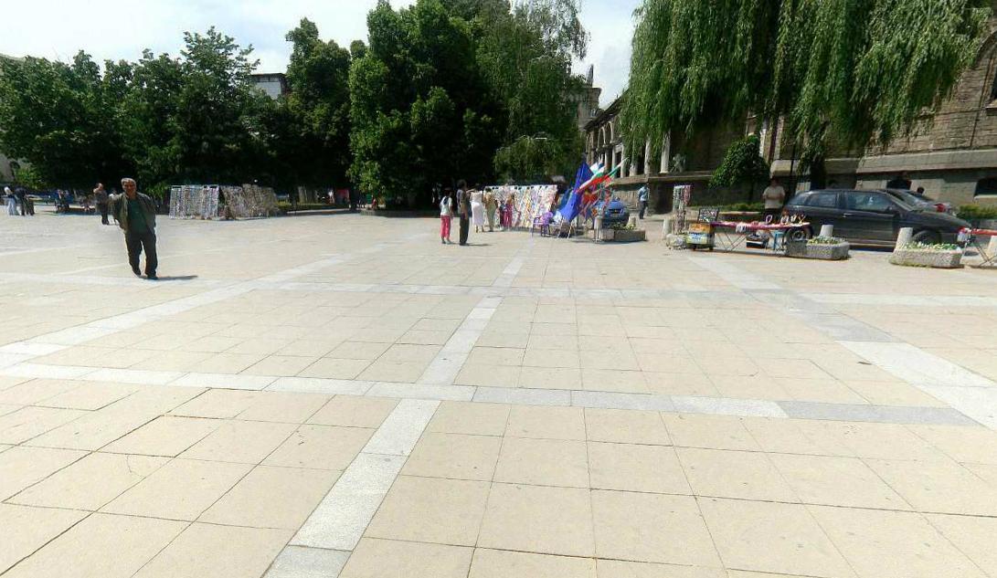 Sveta Nedelia Square