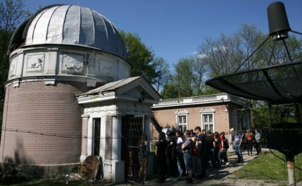 The First Astronomical Observatory in Bulgaria will be Entirely Renovated
