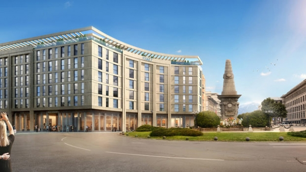 Marriott and Hyatt Will Soon Welcome Their Guests in Sofia