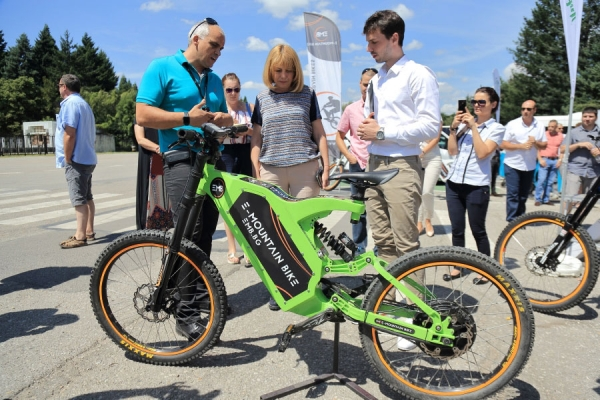 Visit Vitosha Mountain by Electric Bicycle