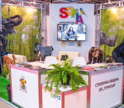 Sofia attracted attention at Holiday and SPA Expo 2020 with one of its Tourist Attraction
