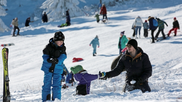 Vitosha Welcomes You with its Snowy Ski Slopes