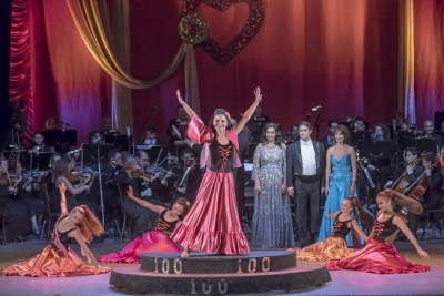 The Musical Theatre in Sofia celebrates its 100th anniversary