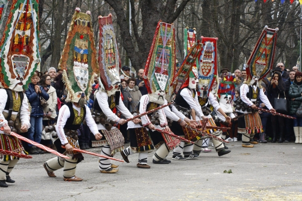 THE MUMMER FESTIVAL IN PERNIK WELCOMES YOU ONCE AGAIN