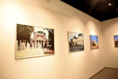 Sofia Visits Brussels with an Exhibition
