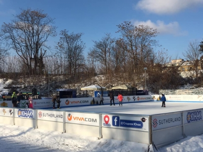 A 7th Ice Rink in Sofia Complements its Ice Attractions